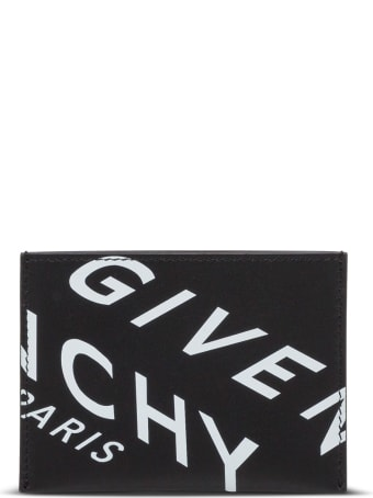 Givenchy Fragment Card Holder