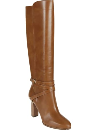 Aquazzura Ankle Strap Over-the-knee Boots