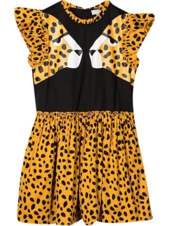 Stella McCartney Kids Animal Print Dress Teen