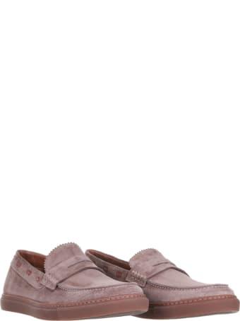 Barrett Barrett Taupe Loafers
