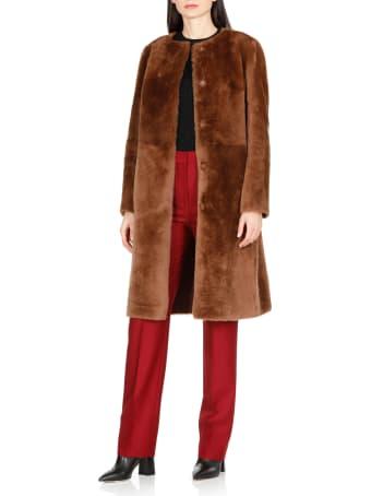 Desa 1972 Reversible Shearling Fur
