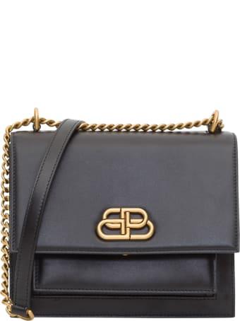 Balenciaga Saharp S Satchel Chain