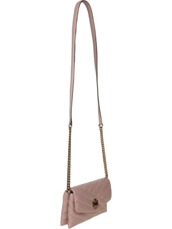 Tory Burch Kira Chevron With Soft Nude Leather