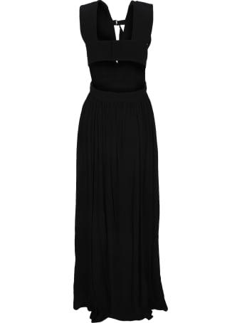 Proenza Schouler Sleeveless V-neck Maxi Dress