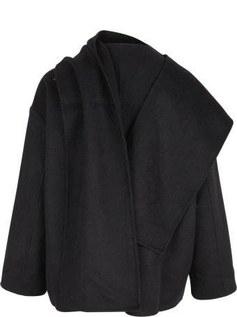 Jovonna London 'nubuck' Wool Coat