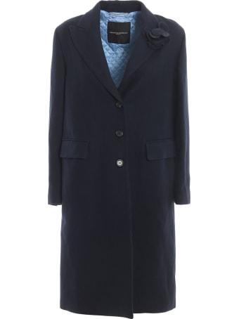 Ermanno Scervino Single Breast Coat