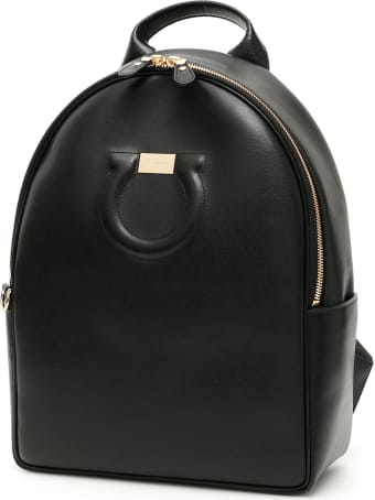 Salvatore Ferragamo Gancini Backpack