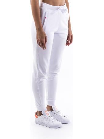 Sun 68 Sun68 Blend Cotton Jogging Trousers