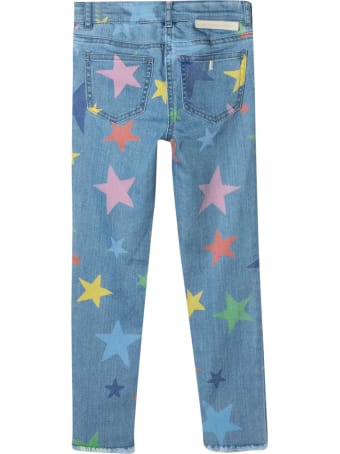 Stella McCartney Kids Blue Jeans