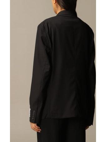 Armani Collezioni Armani Exchange Blazer 2 Basic Wool Buttons
