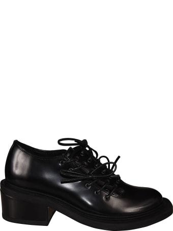 Simone Rocha Mid Heel Lace-up Shoes