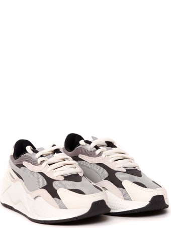 Puma Select Multicolor Rs-x Puzzle Mesh Sneaker