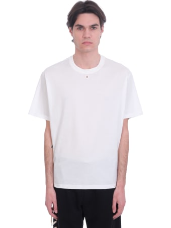 Craig Green Hole T-shirt In White Cotton
