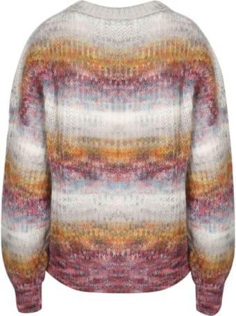 IRO Multicolor Over Sweater
