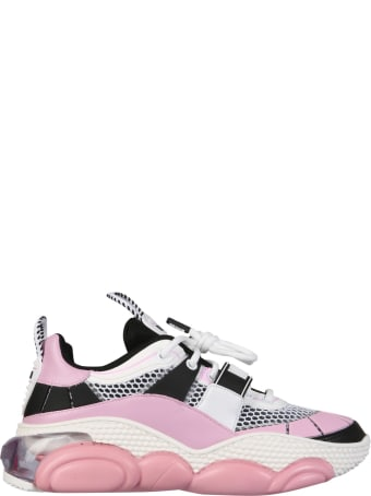Moschino Teddy Pop Running Sneakers