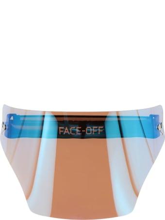 Face-Off 'rutenio Nobile' Visor