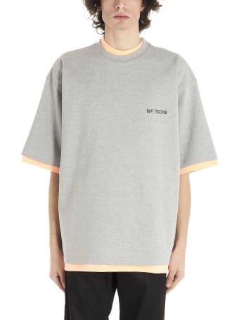 WE11 DONE 'gig' T-shirt