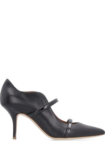 Malone Souliers Maureen Leather Pointy-toe Pumps