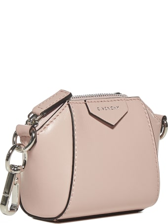 Givenchy Antigona Baby Leather Bag