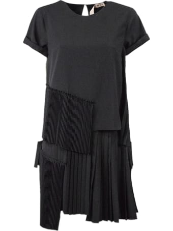 N.21 Black Short Dress