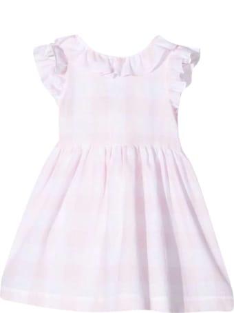 Il Gufo Checkered Dress