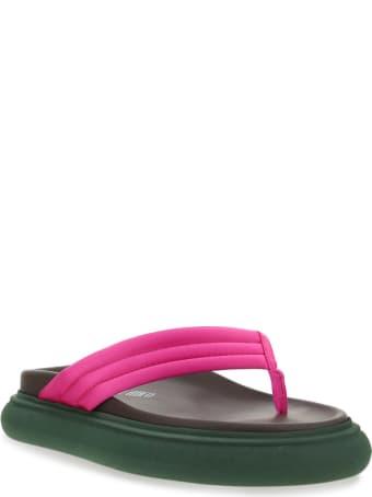The Attico Alton Sandals