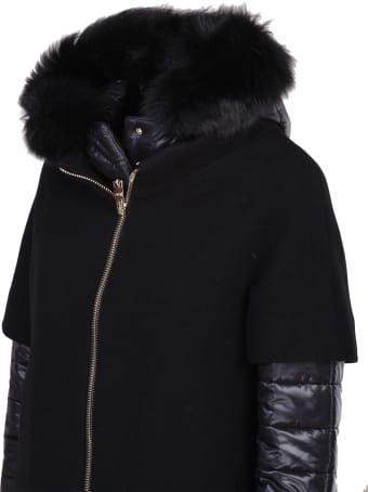 Herno Coat, Black,