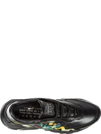 John Richmond Monogram Sneakers