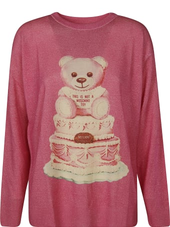 Moschino Teddy Bear Pullover
