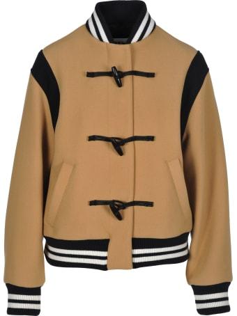 MSGM Montgomery Style Bomber Jacket