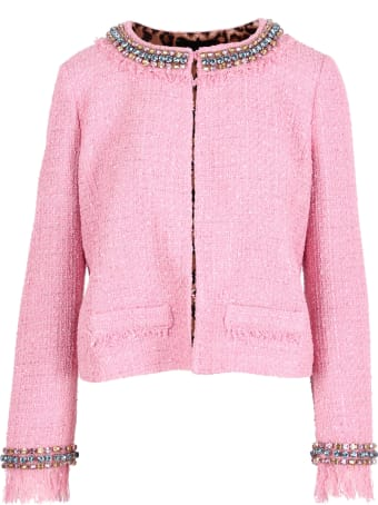 Blumarine Cotton Jacket