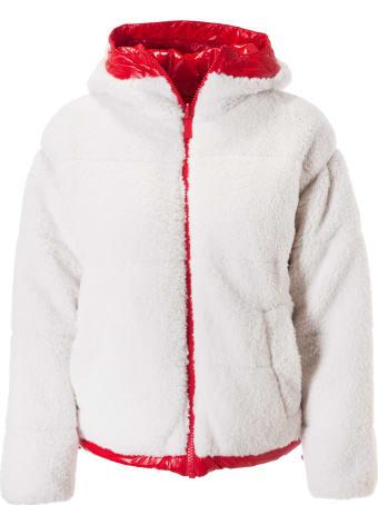Ciesse Furry Hooded Jacket