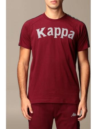 Kappa T-shirt Kappa Cotton T-shirt With Reflect Logo