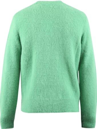 doppiaa Green Sweater