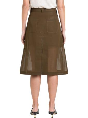 Eudon Choi Manet Skirt