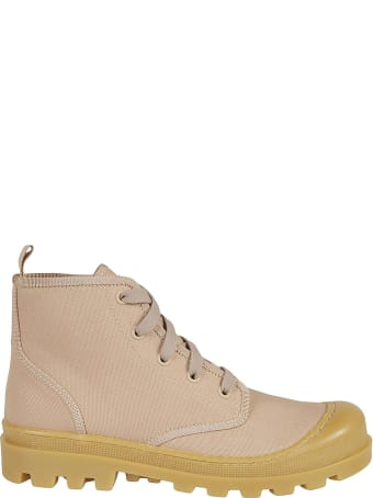 GIA COUTURE Hi-top Lace-up Sneakers
