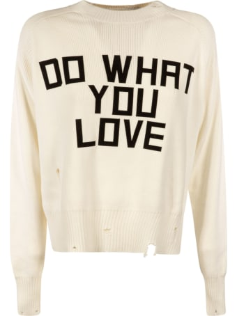 Golden Goose Do What You Love Sweatshirt