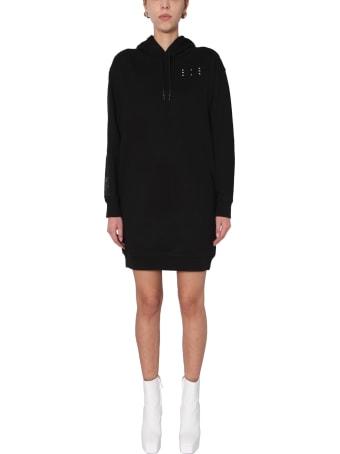 McQ Alexander McQueen Hooded Dress