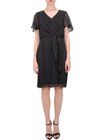 Ralph Lauren Lauren Ralph Lauren Polka Dot Dress