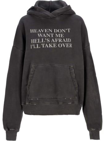 AMIRI Heaven And Hell Hoodie