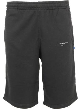 Off-White Bermuda Short