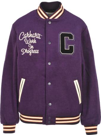 Carhartt Carhartt Pembroke Varsity Jacket