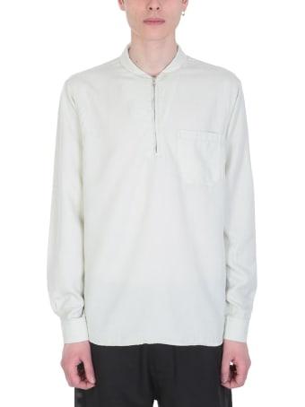 Our Legacy Sawl Green Cotton Shirt