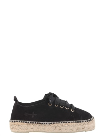 Manebi Hamptons Flatform Sneakers