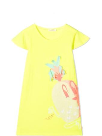 Billieblush Dress Model T-shirt With Print
