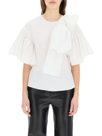 RED Valentino Blouse With Ruffles