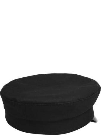 Ruslan Baginskiy Gabardine Baker Hat