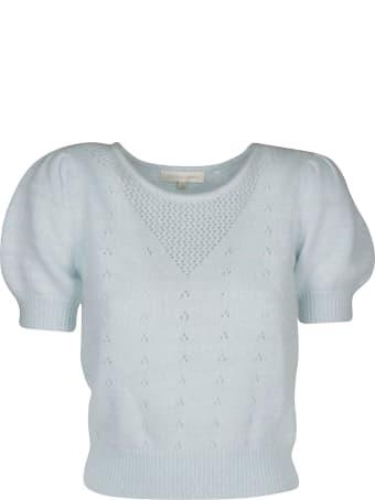 LoveShackFancy Knitted Top
