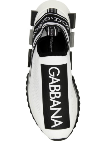 Dolce & Gabbana Running Knit Sneakers