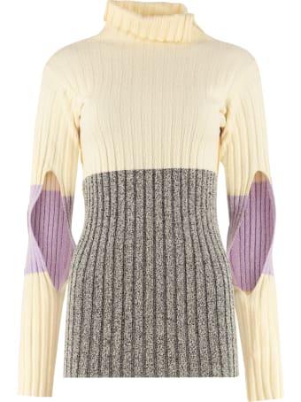 Moncler Genius Ribbed Turtleneck Sweater